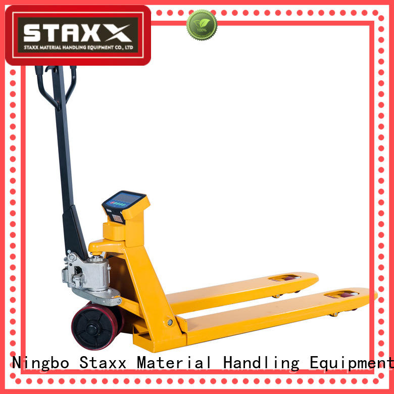New used hand pallet truck pwh25 for business for hire
