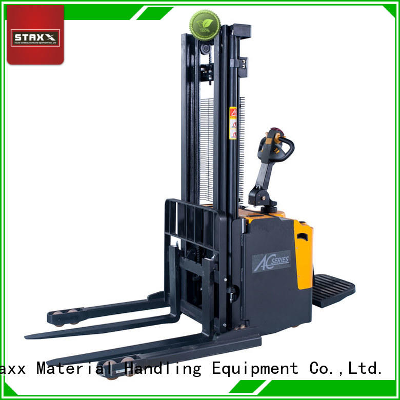 Staxx High-quality rough terrain pallet truck company for hire