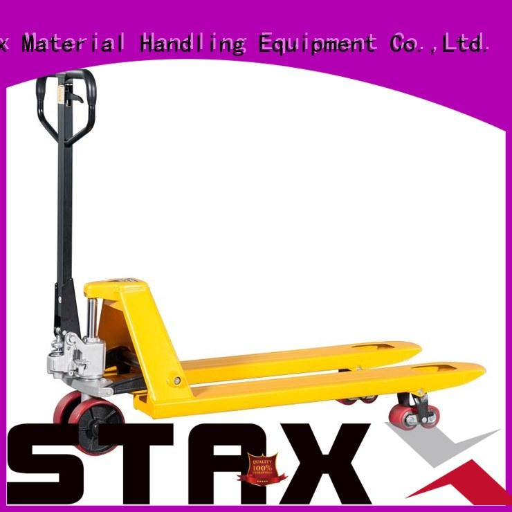 Staxx New pallet jack rental Supply for warehouse