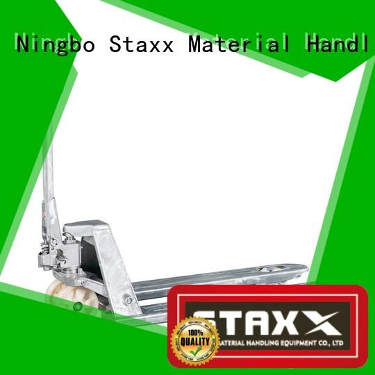 Staxx quick pallet jack parts for business for hire