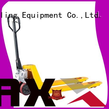 Staxx steel short fork pallet jack for business for hire