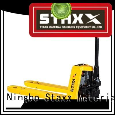 High-quality heavy duty pallet truck motorized company for warehouse