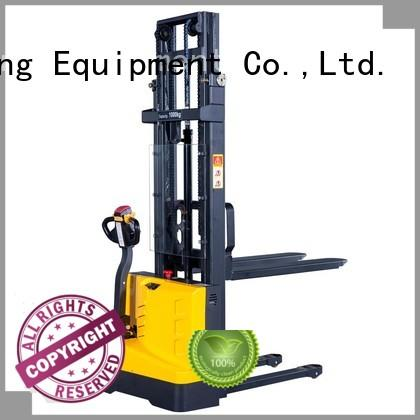 Latest pallet stacker training counter for business for rent