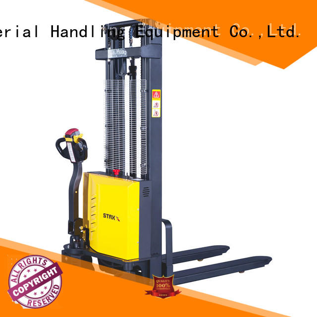 Top stainless steel pallet truck lift for business for rent