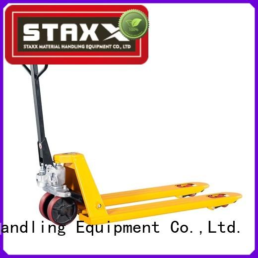 Staxx hpt25q30q pallet truck capacity factory for hire