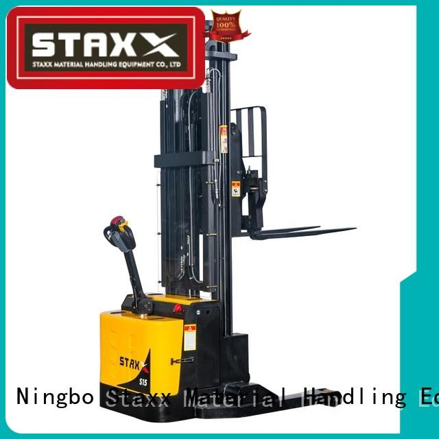 Staxx ws10s15sei hydraulic stacker lift factory for hire