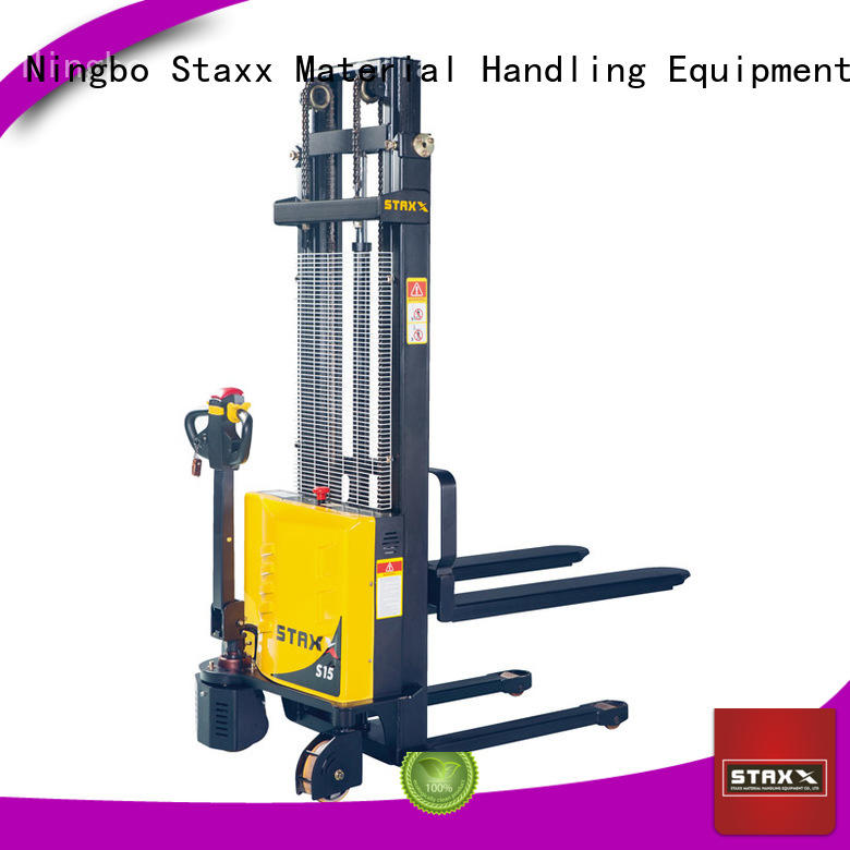 Best pallet lift stacker stacker factory for warehouse