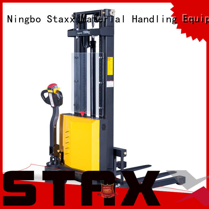 Staxx pedestrian pallet lift table manufacturers for rent
