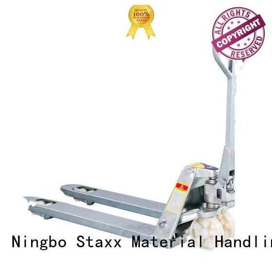 High-quality semi electric pallet truck heavy for business for warehouse