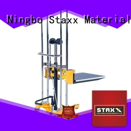 Staxx series elevator table Supply for hire