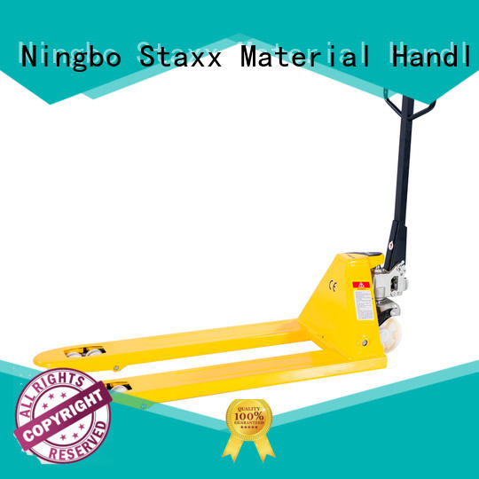 New used hand pallet truck 35ii for business for rent