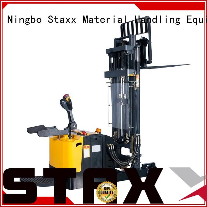 Staxx ws10s12s15sl double pallet jack company for rent