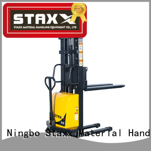 Staxx New semi electric pallet jack manufacturers for stairs