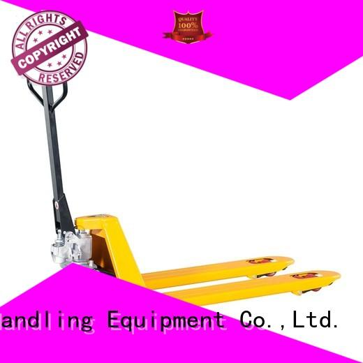 Best lightweight pallet truck profile Supply for stairs
