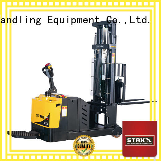 Staxx truck scissor lift pallet truck for business for warehouse