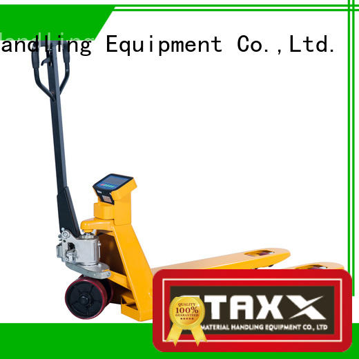 Staxx ppt18h used hand pallet truck factory for stairs