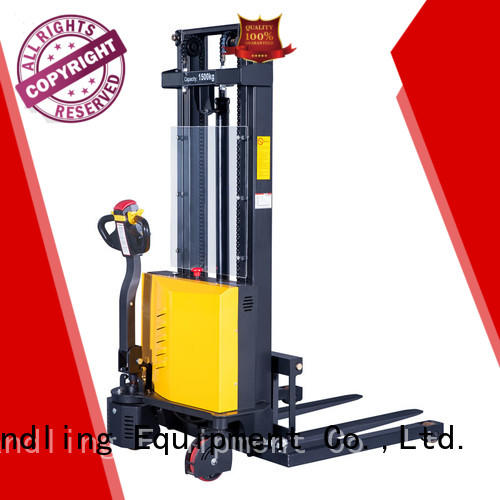 Staxx Custom pallet handling equipment company for stairs