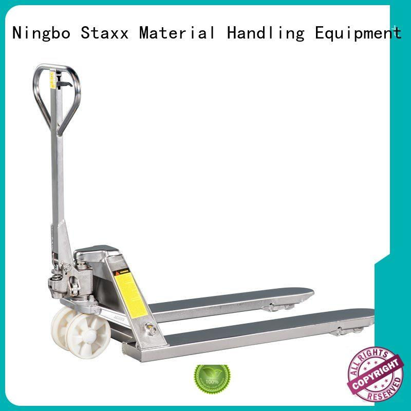 Staxx Wholesale pallet jack that lifts manufacturers for rent
