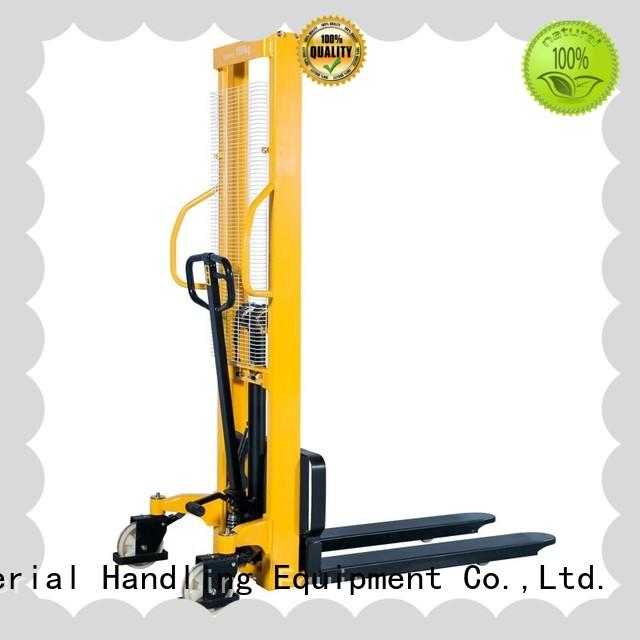 Staxx straddle manual forklift manufacturers for hire