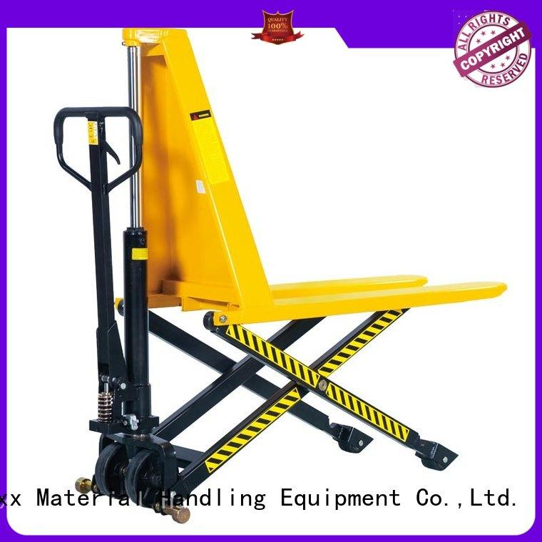 High-quality hand pallet truck cost manual Supply for warehouse