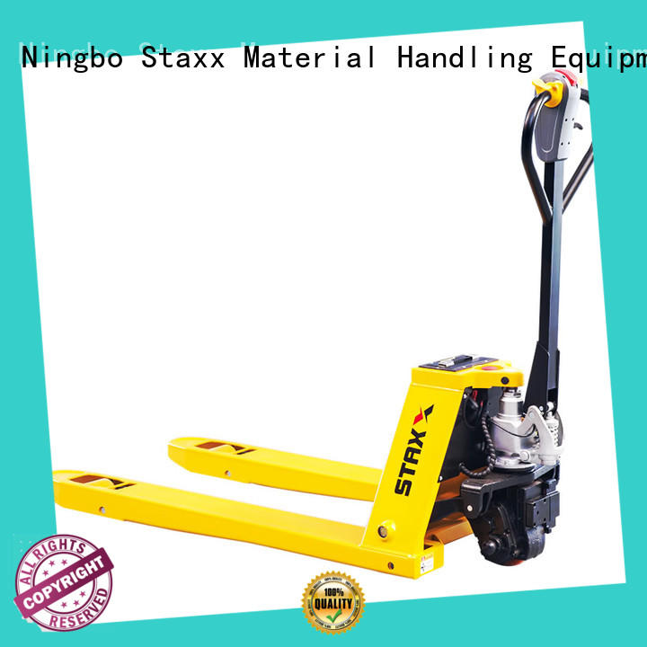Staxx full standard pallet truck Supply for hire