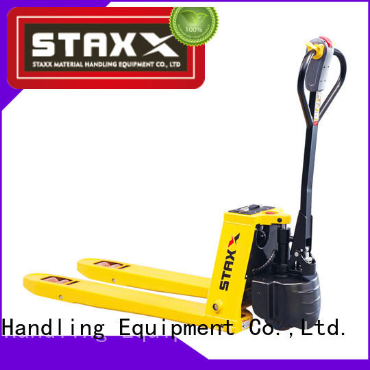 Staxx Latest folding pallet truck manufacturers for stairs