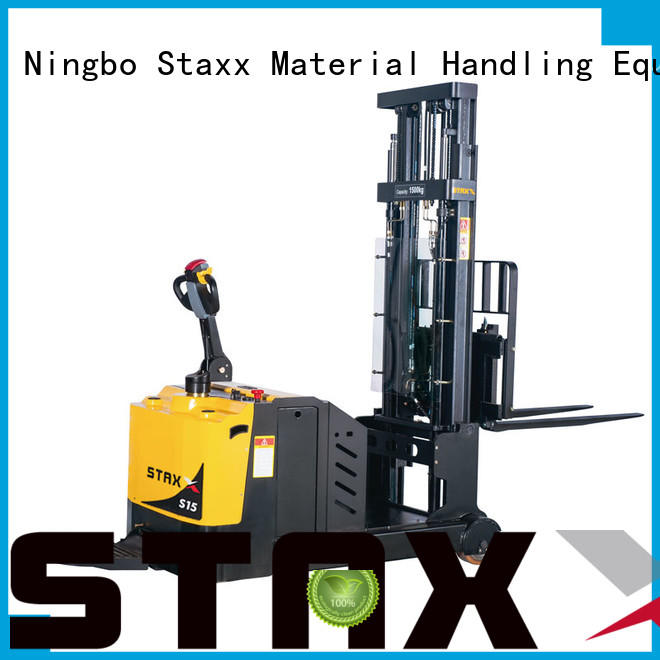 Top fully electric stacker truck factory for stairs