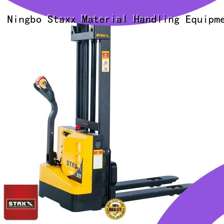 Best electric lift stacker reach for business for rent