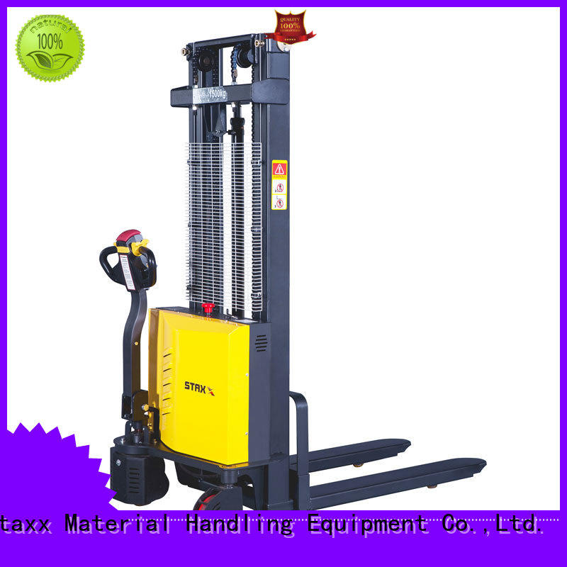 Staxx Latest manual pallet truck Supply for stairs