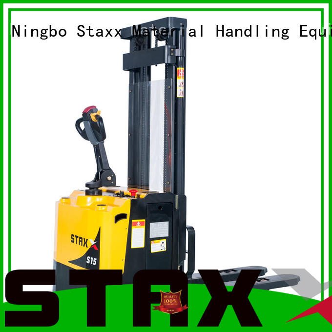 Staxx Custom electric pallet trolley for business for hire