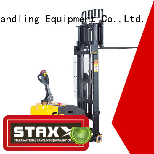 Staxx es121520 hand stacker forklift Supply for stairs