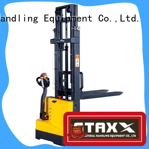Staxx Top electric stacker china for business for stairs
