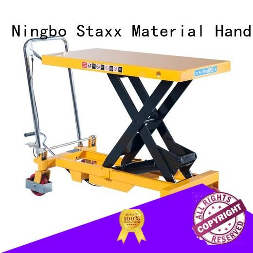 Staxx High-quality large lift table Supply for stairs