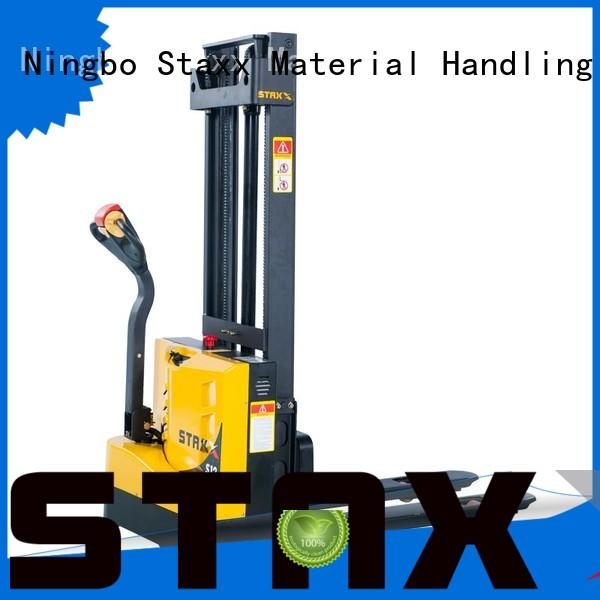 Staxx ws10s12s15sl power lift truck Supply for rent