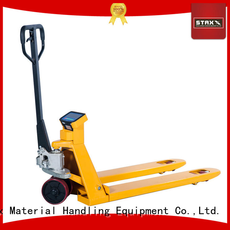 Staxx ppt18h used hand pallet truck for business for warehouse