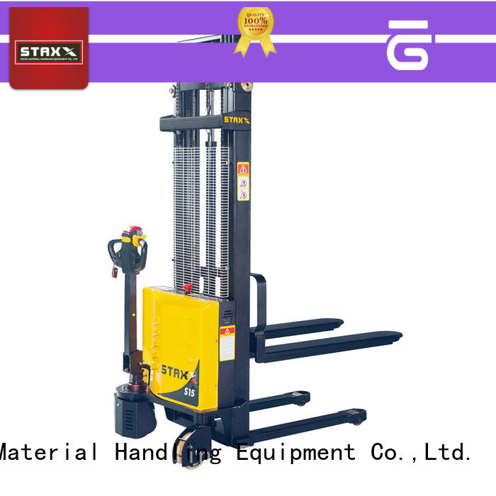 Staxx pallet used hand pallet truck manufacturers for stairs