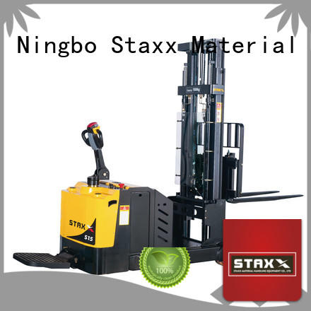 Staxx forklift hand pallet truck used manufacturers for warehouse
