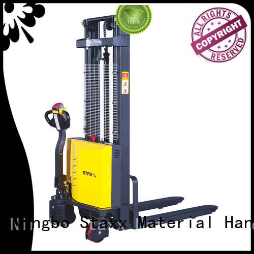 Staxx Wholesale walking pallet stacker Supply for rent