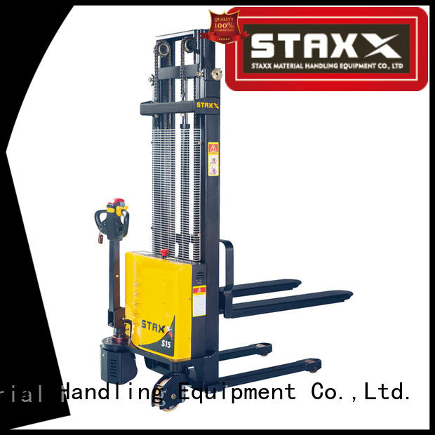 Staxx Best used hand pallet truck factory for rent