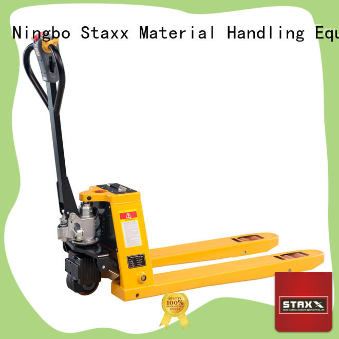 Staxx High-quality pallet stacker truck Suppliers for hire