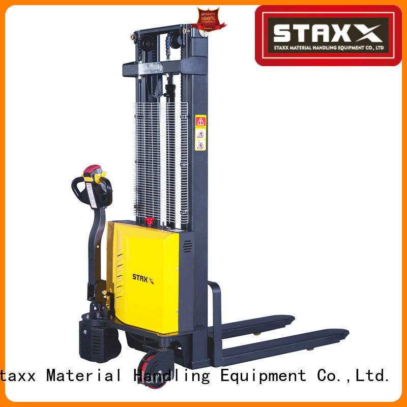 Staxx Top hand pallet truck used factory for hire