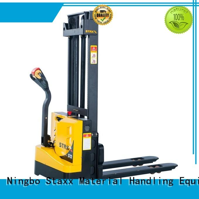 Custom pallet stackers manufacturers reach company for stairs