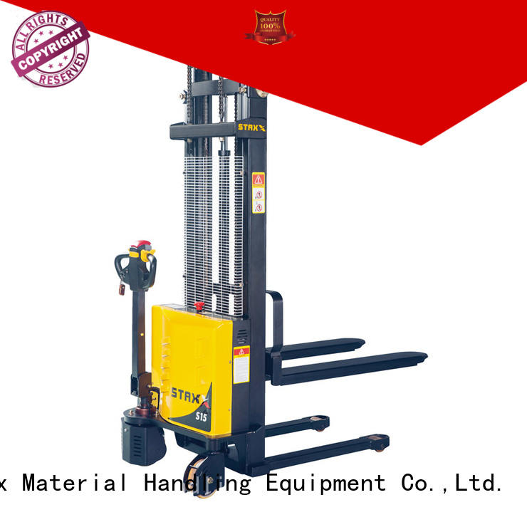 Staxx products pallet lift stacker company for stairs