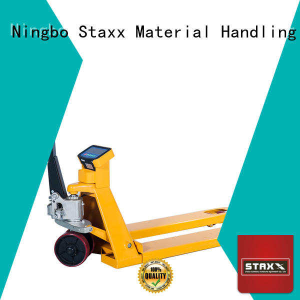 Staxx semi pallet lift stacker Suppliers for hire