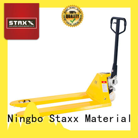 Staxx New pallet lift stacker company for warehouse
