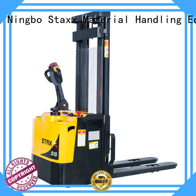 Staxx Wholesale hand operated forklift trucks factory for stairs