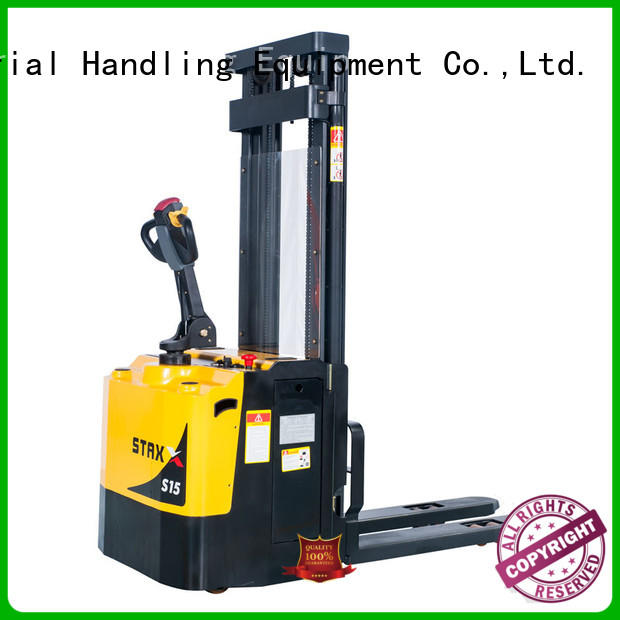 Staxx ws10ss12ss15ssl lift truck manual Supply for rent
