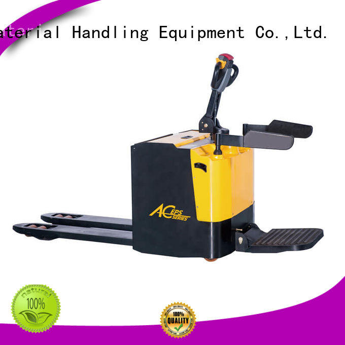Staxx rpt2530 8 pallet truck factory for warehouse