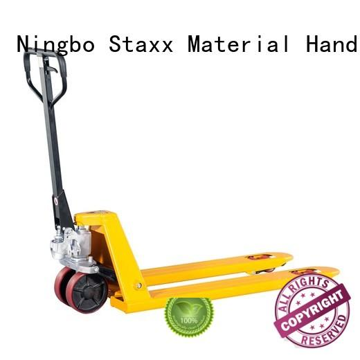 Staxx Wholesale high lift pallet truck factory for stairs