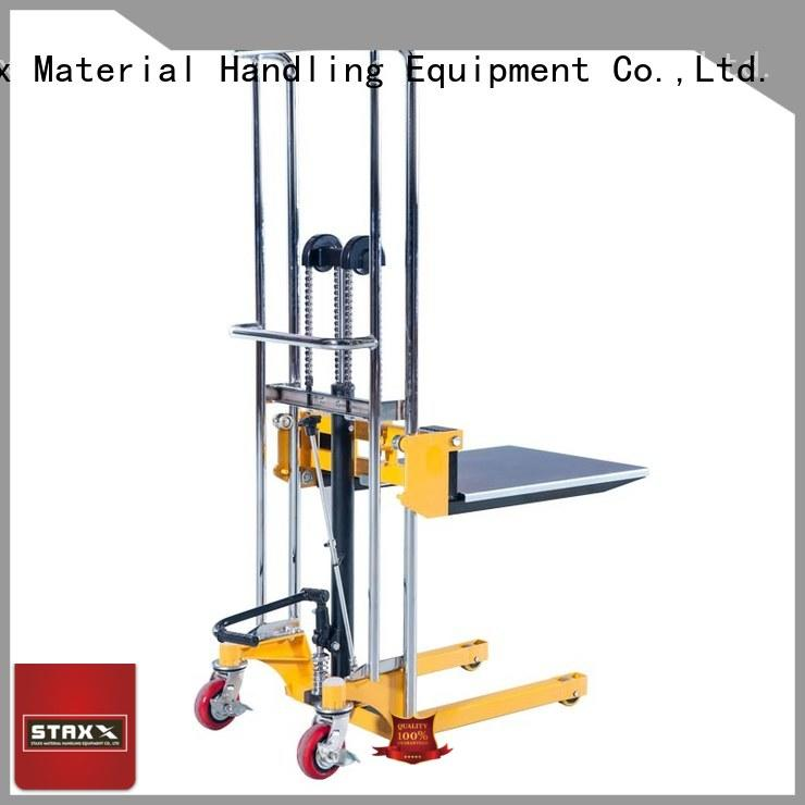 Staxx tables hydraulic lift table cart for business for stairs